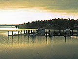 Fishermans Bay Webcam. From Lopez Island Washington State.